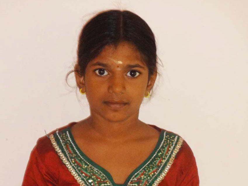 Bold and brave Radhika